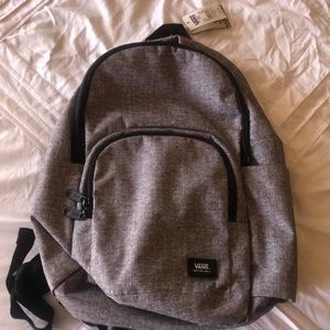 Vans Marled Gray Backpack